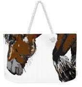 horse - Guus Weekender Tote Bag