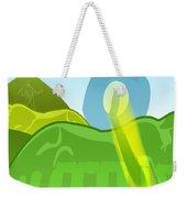Horse Hills Weekender Tote Bag