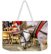 Horse In Cracow Weekender Tote Bag
