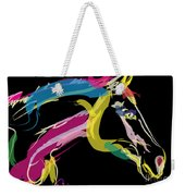 Horse- Lovely Colours Weekender Tote Bag