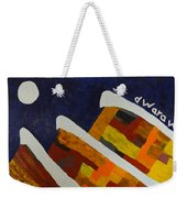 Horse Mountains Weekender Tote Bag