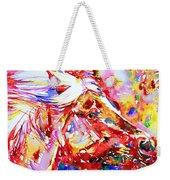 Horse Painting.28 Weekender Tote Bag