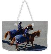 Horse Police Weekender Tote Bag