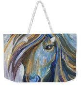 Horse Portrait 102 Weekender Tote Bag
