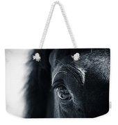Horse Reflection Weekender Tote Bag