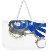 Horseless Rider Weekender Tote Bag