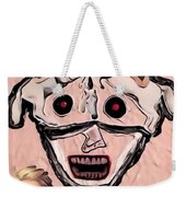 Horses Voluptuous In Death Weekender Tote Bag