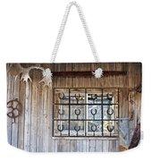 Horseshoe Art Weekender Tote Bag