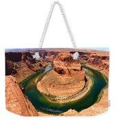 Horseshoe Bend - Nature's Awesome Work Weekender Tote Bag