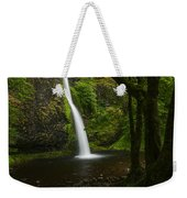 Horsetail Falls Columbia River Gorge Weekender Tote Bag