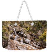 Horsethief Falls - Cripple Creek Colorado Weekender Tote Bag