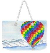 Hot Air Balloon 04 Weekender Tote Bag