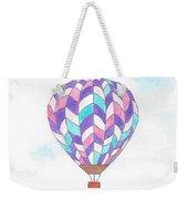 Hot Air Balloon 06 Weekender Tote Bag