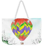 Hot Air Balloon 10 Weekender Tote Bag