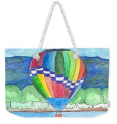 Hot Air Balloon 11 Weekender Tote Bag