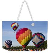 Hot Air Balloon Festival In Decatur Alabama  Weekender Tote Bag