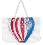 Hot Air Balloon Misc 01 Weekender Tote Bag