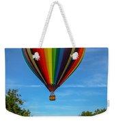 Hot Air Balloon Woodstock Vermont Weekender Tote Bag