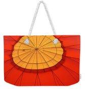 Hot Air Balloon At Dawn Weekender Tote Bag