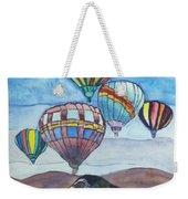 Hot Air Baloons Weekender Tote Bag