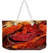 Hot And Spicy Weekender Tote Bag