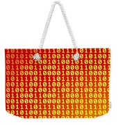 Hot Bits Weekender Tote Bag