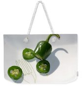 Hot Chili Pepper Weekender Tote Bag