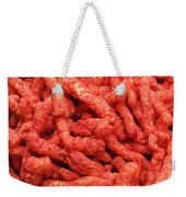 Hot Chips - Fire - Spicy - Snack  Weekender Tote Bag