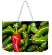 Hot Hot Hot Weekender Tote Bag
