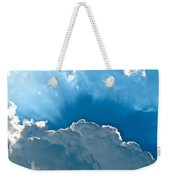 Hot Italian Clouds Weekender Tote Bag