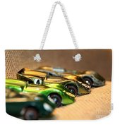 Hot Line Up Weekender Tote Bag