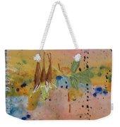 Texas Wildflowers Tp Z Weekender Tote Bag