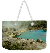 Hot Mud Weekender Tote Bag
