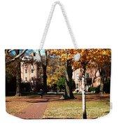 Hot Pink Hoodie - Davidson College Weekender Tote Bag