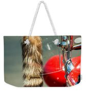 Hot Rod Coon's Tail Weekender Tote Bag