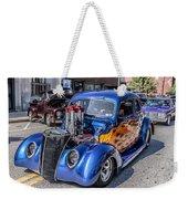 Hot Rod Car Weekender Tote Bag