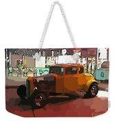 Hot Rod Icon Weekender Tote Bag