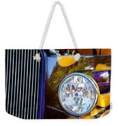 Hot Rod Show Car Light Weekender Tote Bag