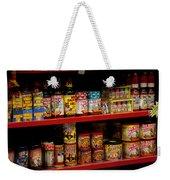 Hot Sauce Weekender Tote Bag by Gunter Nezhoda