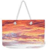 Hot Sky Weekender Tote Bag
