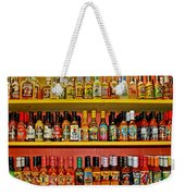 Hot Stuff Weekender Tote Bag