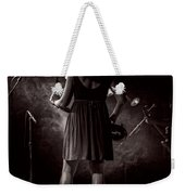 Hot Summer Night Weekender Tote Bag by Bob Orsillo