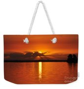 Hot Summer Sunrise  Weekender Tote Bag