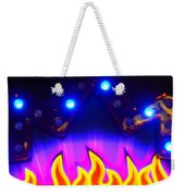 Hot Times On Earth With Ufo's Weekender Tote Bag