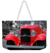 Hot V8 Weekender Tote Bag
