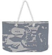 Hot Water Weekender Tote Bag