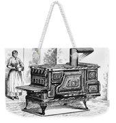 Hot Water Oven, 1875 Weekender Tote Bag