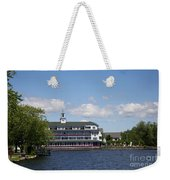 Hotel At Lake Winnipesaukee Weekender Tote Bag