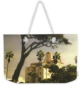 Hotel California- La Jolla Weekender Tote Bag by Steve Karol