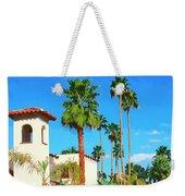 Hotel California Palm Springs Weekender Tote Bag